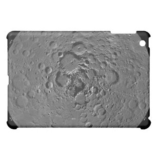 Lunar mosaic of the north polar region of the m iPad mini cases