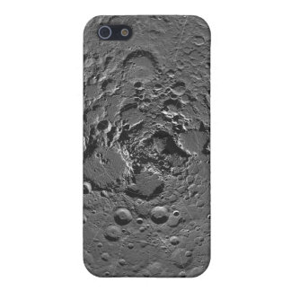 Lunar mosaic of the north polar region of the m iPhone 5/5S cover