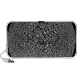 Lunar mosaic of the north polar region of the m iPhone speaker