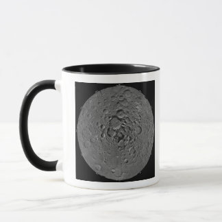 Lunar mosaic of the north polar region of the m mug