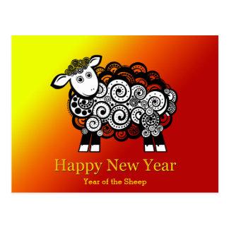 Lunar New Year Postcards