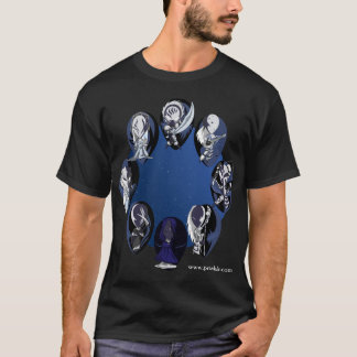 Lunar Pantheon (Black) T-Shirt