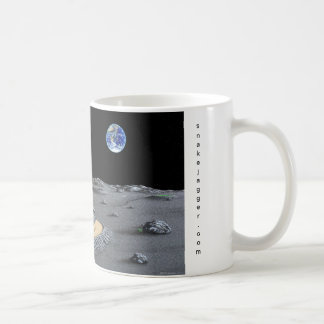 Lunar Putt Coffee Mug