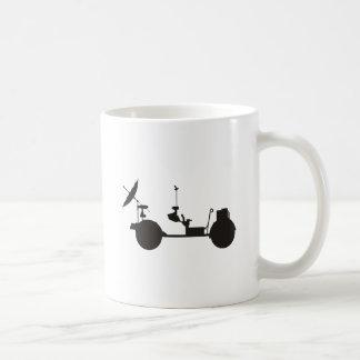 Lunar Rover Basic White Mug
