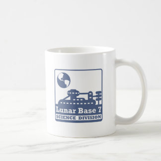 Lunar Science Division Mug