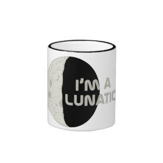 Lunatic! Ringer Mug