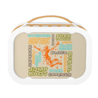 Lunch Box, Basketball Lunch Box