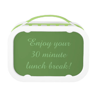 Lunch box: Enjoy your lunch time Lunch Box