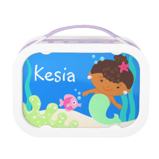 Lunch box for your little mermaid
