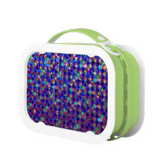 Lunch Box Glitter Graphic