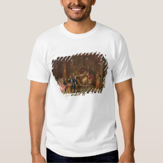 Lunch in the Country (oil on canvas) Tee Shirt