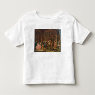 Lunch in the Country (oil on canvas) Toddler T-Shirt