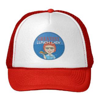 Lunch Lady Award - Customizable Trucker Hat
