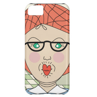 Lunch Lady Love iPhone 5C Cover