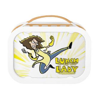 Lunch Lady lunchbox! Lunchbox