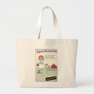Lunch Lady - Mystery Meat Tote Bag
