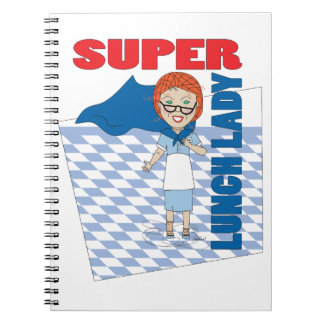 Lunch Lady - Super Lunch Lady Note Book