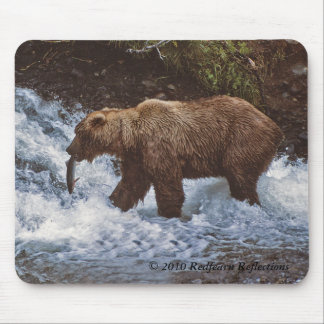lunch time, © 2010 Redfearn Reflections Mouse Pad