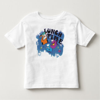 Lunch time for Piranha T-shirt