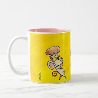 Lunch Time Mice Coffee Mug