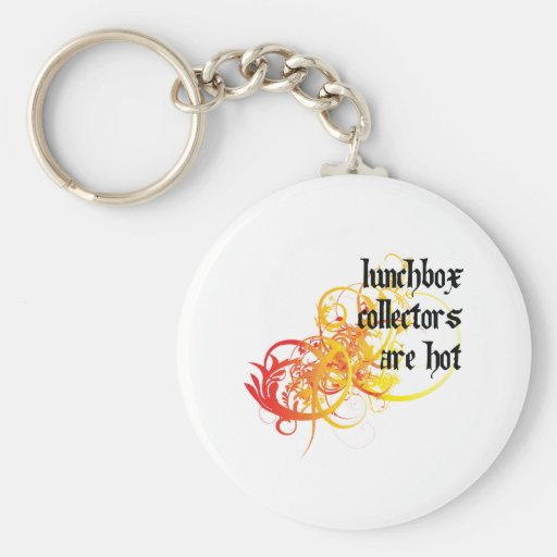 Lunchbox Collectors Are Hot Keychains