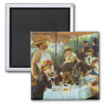Luncheon of the Boating Party by Pierre Renoir