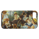 Luncheon of the Boating Party by Pierre Renoir iPhone 5 Case
