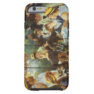 Luncheon of the Boating Party by Pierre Renoir Tough iPhone 6 Case