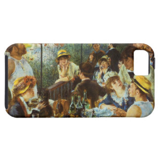 Luncheon of the Boating Party by Pierre Renoir iPhone 5 Cases