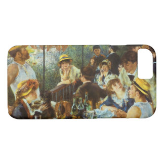 Luncheon of the Boating Party by Pierre Renoir iPhone 8/7 Case