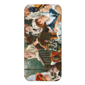 Luncheon of the Boating Party, Renoir Cover For iPhone 5/5S