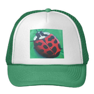 Lunching Lady Bug Hat
