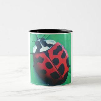 Lunching Lady Bug Mug