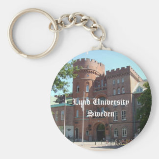 Lund University Castle Key Ring