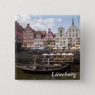 Lüneburg 15 Cm Square Badge