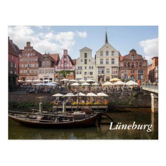 Lüneburg Postcard