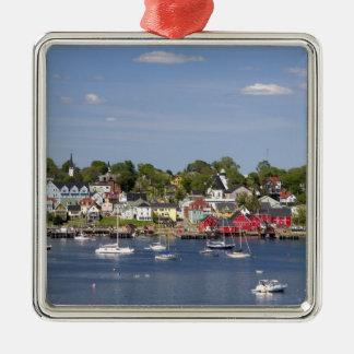 Lunenberg, Nova Scotia, Canada. 2 Christmas Ornament