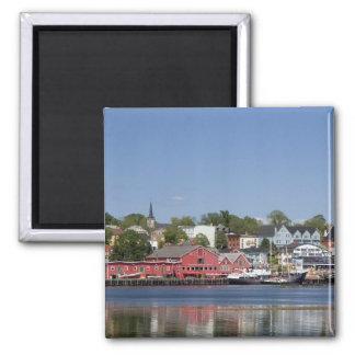 Lunenberg, Nova Scotia, Canada. 4 Magnet