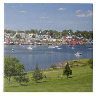 Lunenberg, Nova Scotia, Canada. Tile