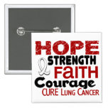 Lung Cancer HOPE 3 Buttons