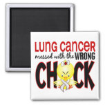 Lung Cancer Messed With The Wrong Chick