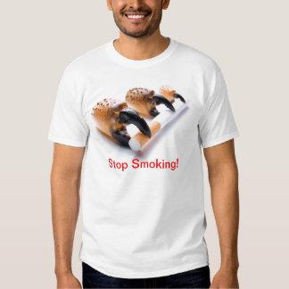 Lung cancer risk t shirt