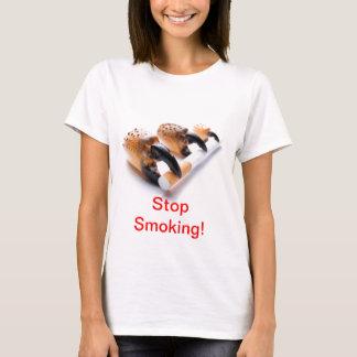 Lung cancer risk T-Shirt