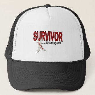 Lung Cancer Survivor Trucker Hat