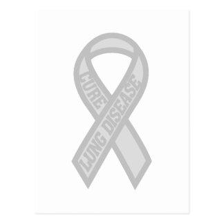 Lung Disease Postcard