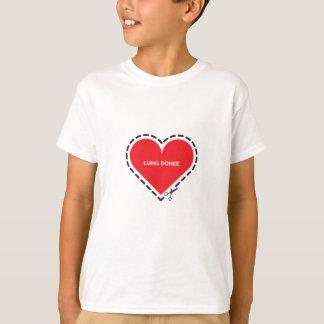 Lung Donee Kids T-Shirt