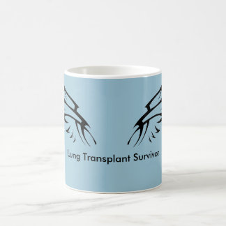 Lung Transplant Survivor mug