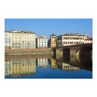 Lungarno Vespucci, Ponte alla Carraia, Photographic Print