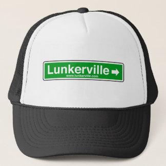 lunkerville swag trucker hat