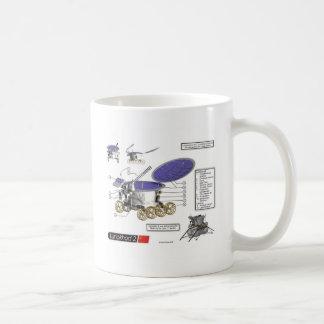Lunokhod 2 Moon Rover Coffee Mug